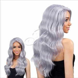Other - Freetress wavy chrome wig lace front wig